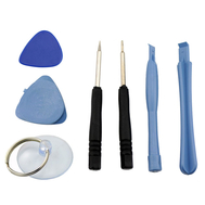 Blue Opening Tool Kits 7PCS for iPhone 4