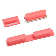 Replacement for iPhone 5C Side Buttons - Pink