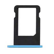 Replacement For iPhone 5C SIM Tray - Blue