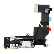 Replacement for iPhone 5S Dock Connector Flex Cable White