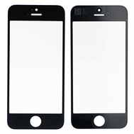 Replacement for iPhone 5S/SE Front Glass Lens - Black