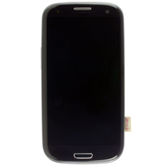 Replacement for Samsung Galaxy S3 I9300 LCD Screen and Digitizer Assembly with Front Housing Black