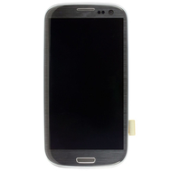 Replacement for Samsung Galaxy S3 I9300 LCD Screen and Digitizer Assembly with Front Housing Gray