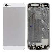 Replacement for iPhone 5S Back Cover - Silver
