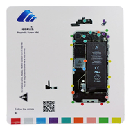 Magnetic Screw Mat for iPhone 4