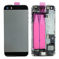 Replacement for iPhone 5S Back Cover Full Assembly - Gray
