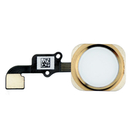 Replacement for iPhone 6/6 Plus Home Button Assembly - Gold