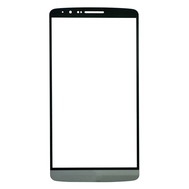 Replacement For LG G3 Front Glass Lens - Black