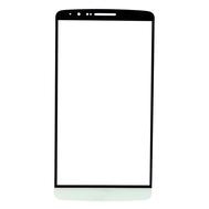Replacement For LG G3 Front Glass Lens - White