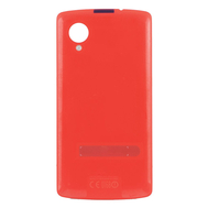 Replacement For LG Nexus 5 D820 Back Cover - Red