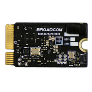 WiFi/Bluetooth Card for MacBook Air A1369 A1370 A1465 A1466 (Late 2010-Mid 2012) #BCM943224PCIEBT2