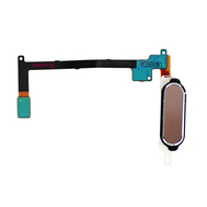 Replacement for Samsung Galaxy Note 4 Home Button Flex cable- Gray