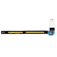 Replacement for iPad Air 2 WIFI Version Audio Earphone Jack Flex Cable - White