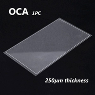 1pcs OCA Optical Clear Adhesive Double-side Sticker for Samsung Galaxy S5 LCD Digitizer, Thickness: 0.25mm
