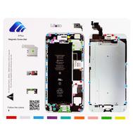 Magnetic Screw Mat for iPhone 6 Plus