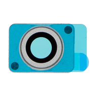 Replacement for iPad Air & iPad mini 1/2 Rear Camera Lens with Bracket - Silver