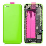 Replacement for iPhone 5C Back Cover Full Assembly - Green