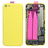 Replacement for iPhone 5C Back Cover Full Assembly - Yellow