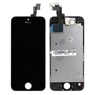 Replacement for iPhone 5S LCD Screen Full Assembly without Home Button - Black