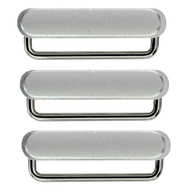 Replacement for iPhone 6/6 Plus Side Buttons Set - Silver