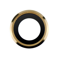 Replacement for iPhone 6 Plus/6S Plus Rear Camera Holder with Lens - Gold