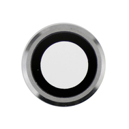 Replacement for iPhone 6 Plus/6S Plus Rear Camera Holder with Lens - Silver