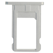Replacement for iPhone 6 SIM Card Tray - Silver