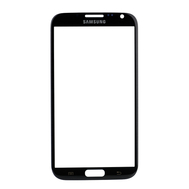 Replacement for Samsung Galaxy Note N7000 Front Glass Black