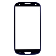 Replacement for Samsung Galaxy S3 I9300 Front Glass Lens Pebble Blue