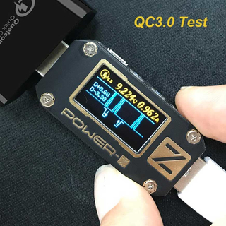 How to use POWER-Z USB PD Tester Voltage Current Type-C Meter KM001