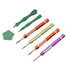Screwdrivers Kit 7 in 1 For iPhone 7 Tear-down Repair #BEST No.6666
