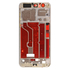 Replacement for Huawei Honor 8 Front Housing LCD Frame Bezel Plate - Gold