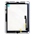 Replacement for iPad 4 Black Touch Screen Assembly