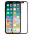 9H Black Full Cover Explosion-Proof Tempered Glass Film for iPhone X