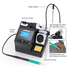 JBC CD-2SHE 230V with T210-A Handle Precision Soldering Station