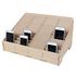 The Woody Mobile Phone Repair Storage Box, Size: 48 box