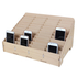 The Woody Mobile Phone Repair Storage Box, Size: 48 box