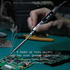 TS100 Mini Electric Soldering Iron Portable 65W Programmable with TS-I Tip