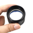 0.5X 2X Stereo Microscope Auxiliary Objective Lens Barlow Lens, Size: 0.5X WD165