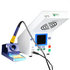 BST-938 Multi-functional 3 in 1 LED light Soldering Smoke Absorber Soldering Iron Station