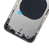Replacement for iPhone Xs Rear Housing with Frame - Space GrayReplacement for iPhone Xs Rear Housing with Frame - Space Gray