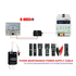 Kaisi K-9035 Power Supply Cable With Multimeter for iPhone 5S-XR