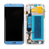 Replacement for Samsung Galaxy S7 Edge SM-G935 Series LCD Screen and Digitizer Assembly with Frame - Sapphire, fig. 1