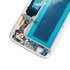 Replacement for Samsung Galaxy S7 Edge SM-G935 Series LCD Screen and Digitizer Assembly with Frame - Sapphire