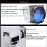 M-Triangel PG oneS Auto Focus Laser Separating Machine with Screen