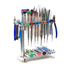 Aluminum Alloy Rotatable Screwdrivers Tool Weapon Rack, fig. 2