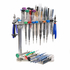 Aluminum Alloy Rotatable Screwdrivers Tool Weapon Rack, fig. 1