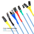 SunShine SS-905A iPhone Samsung Power Supply Cable for iPhone 5S-12ProMax