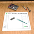2UUL Magnetic Project Mat
