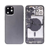 Replacement for iPhone 12 Pro Max Back Cover Full Assembly - Graphite